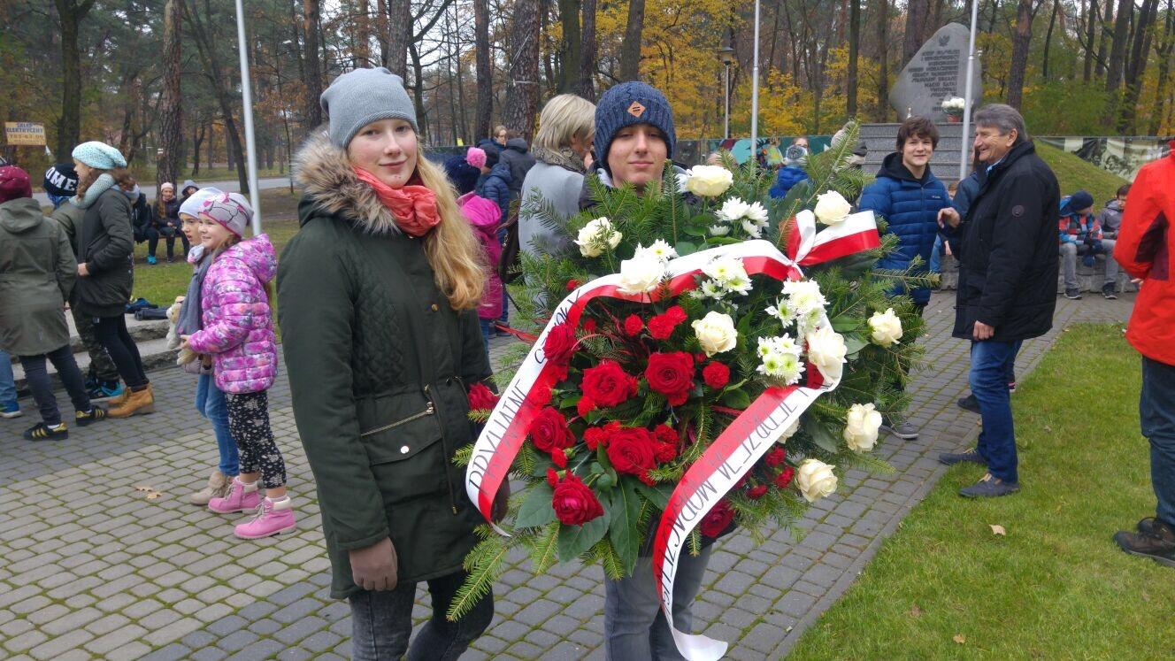 Dzień Niepodległości - Prywatna Szkoła imienia Moraczewskich