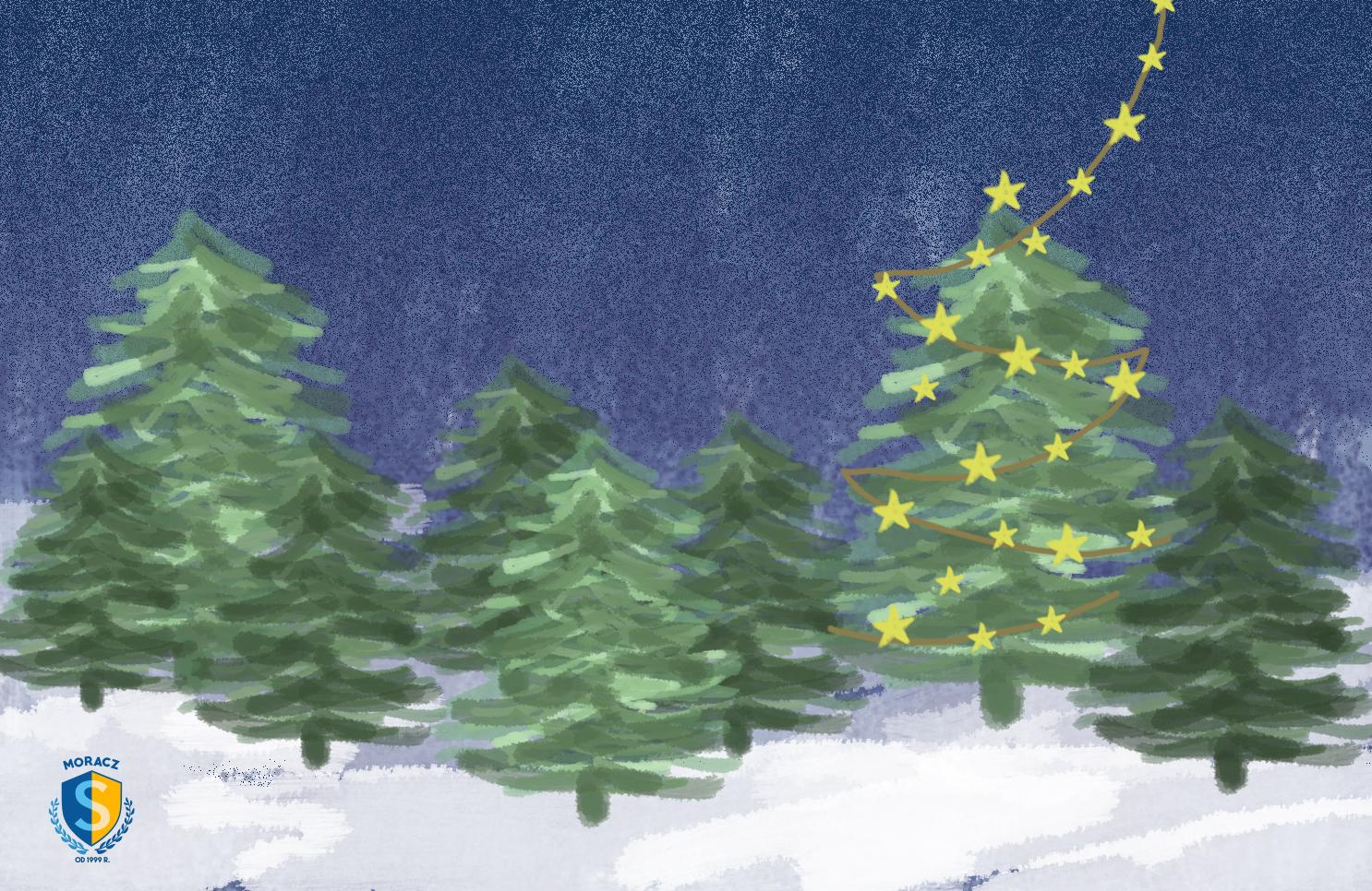 Radosnych Świąt Bożego Narodzenia 🎄 Szczęśliwego Nowego Roku 2018 :-)