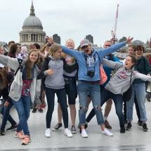 Wycieczka klasowa do Londynu, wycieczka, londyn 2018