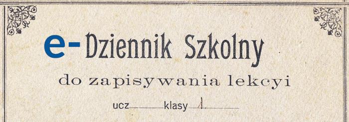 e-dziennik szkolny, dziennik szkolny, szkoła w rembertowie, szkoła w sulejówku