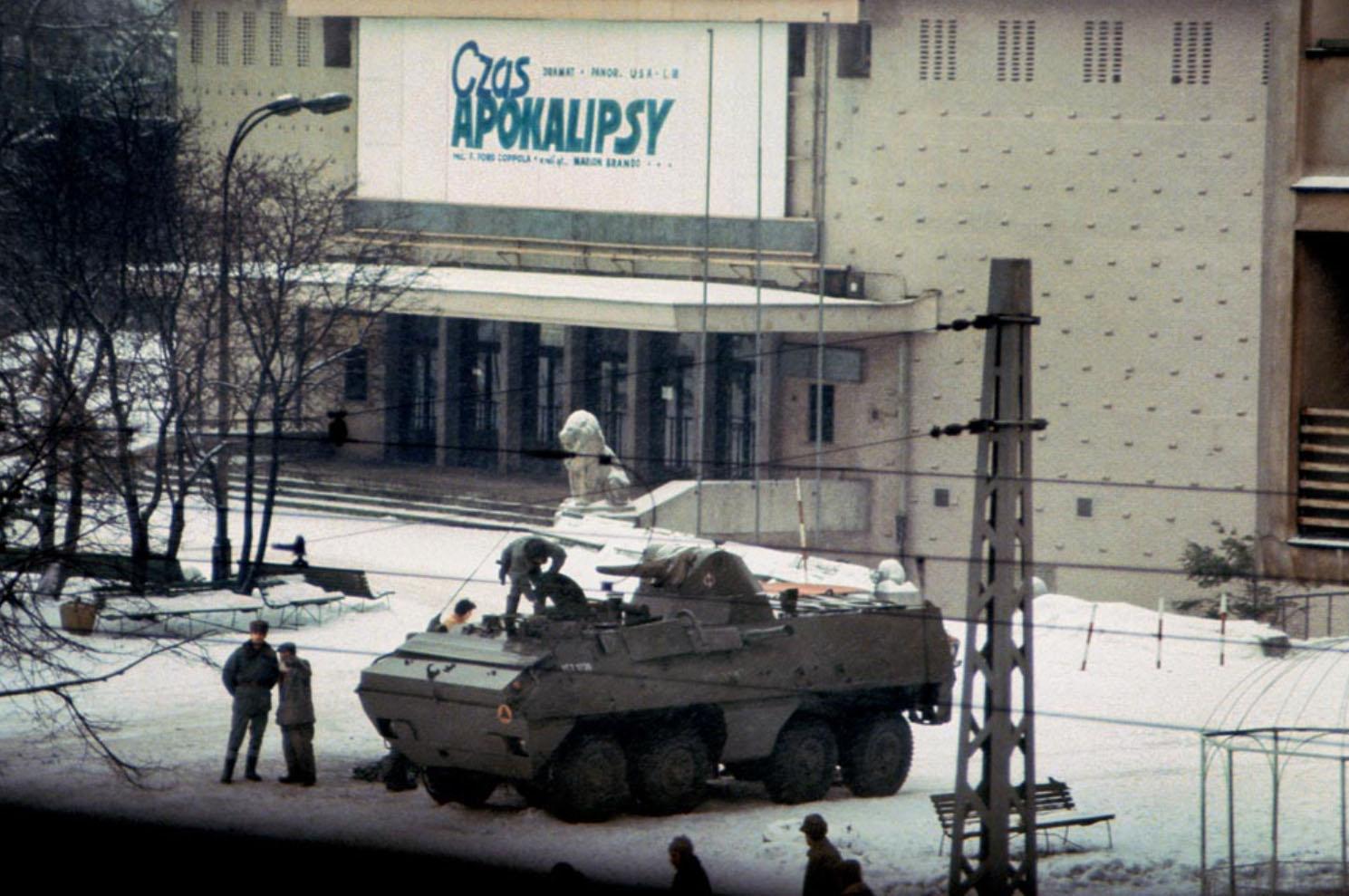 stan wojenny, czas apokalipsy, 13 grudnia,