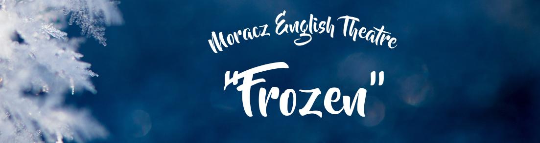 przedstawienie Frozen, spektakl w szkole Moraczewskich, Sulejówek