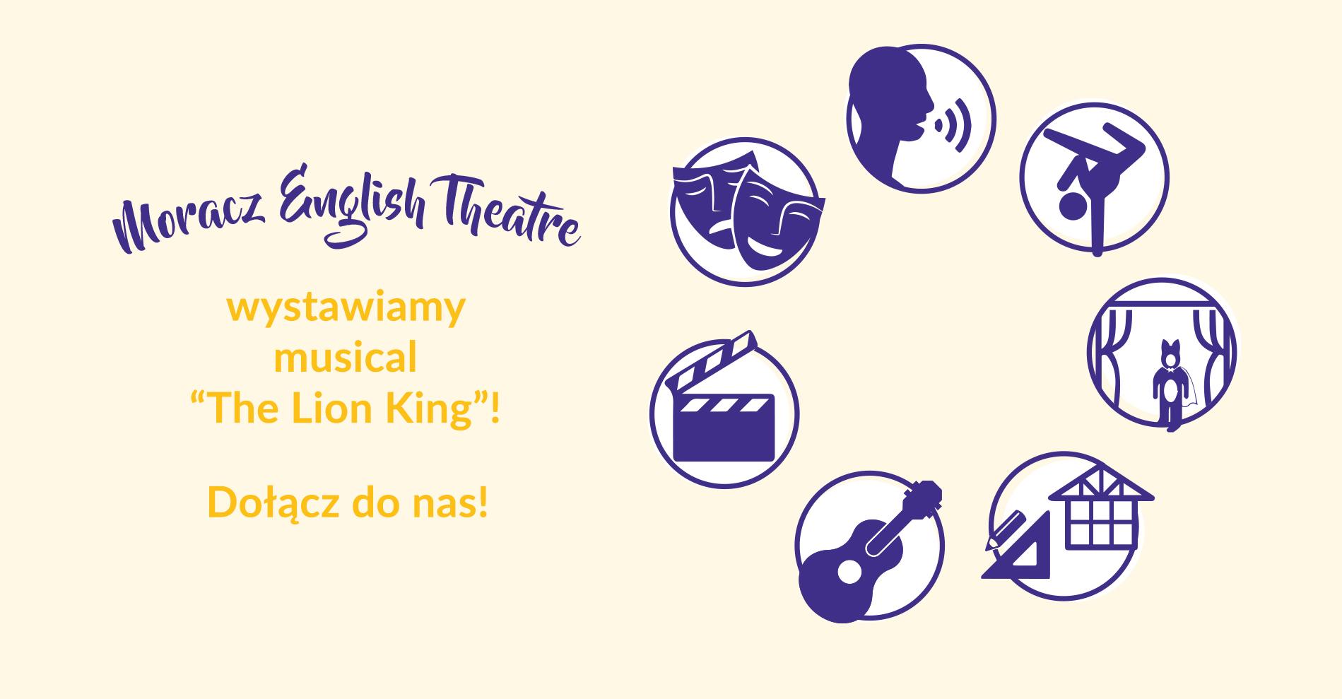Moracz English Theatre – zapisy na warsztaty!