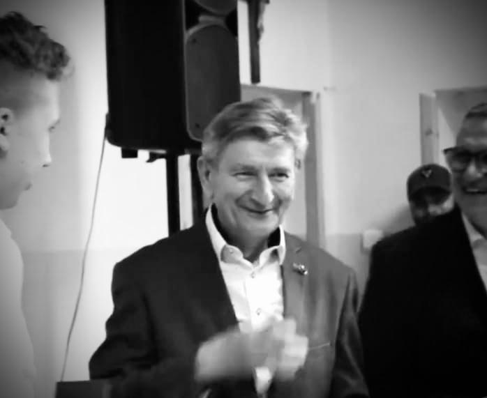Gerard Jachimowicz, 1953-2019