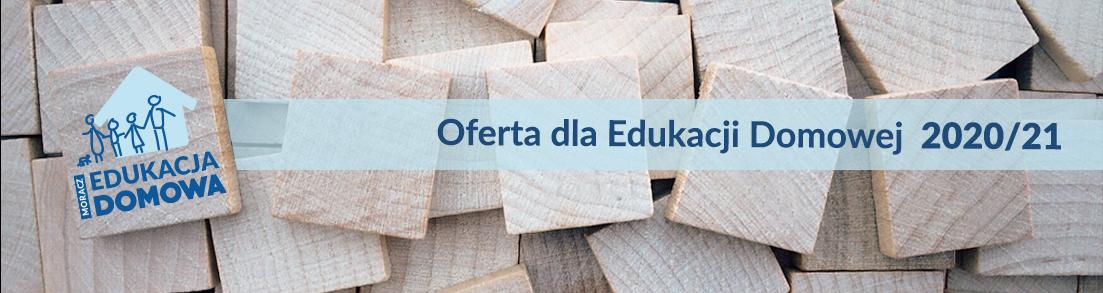Edukacja domowa – rekrutacja 2020/21