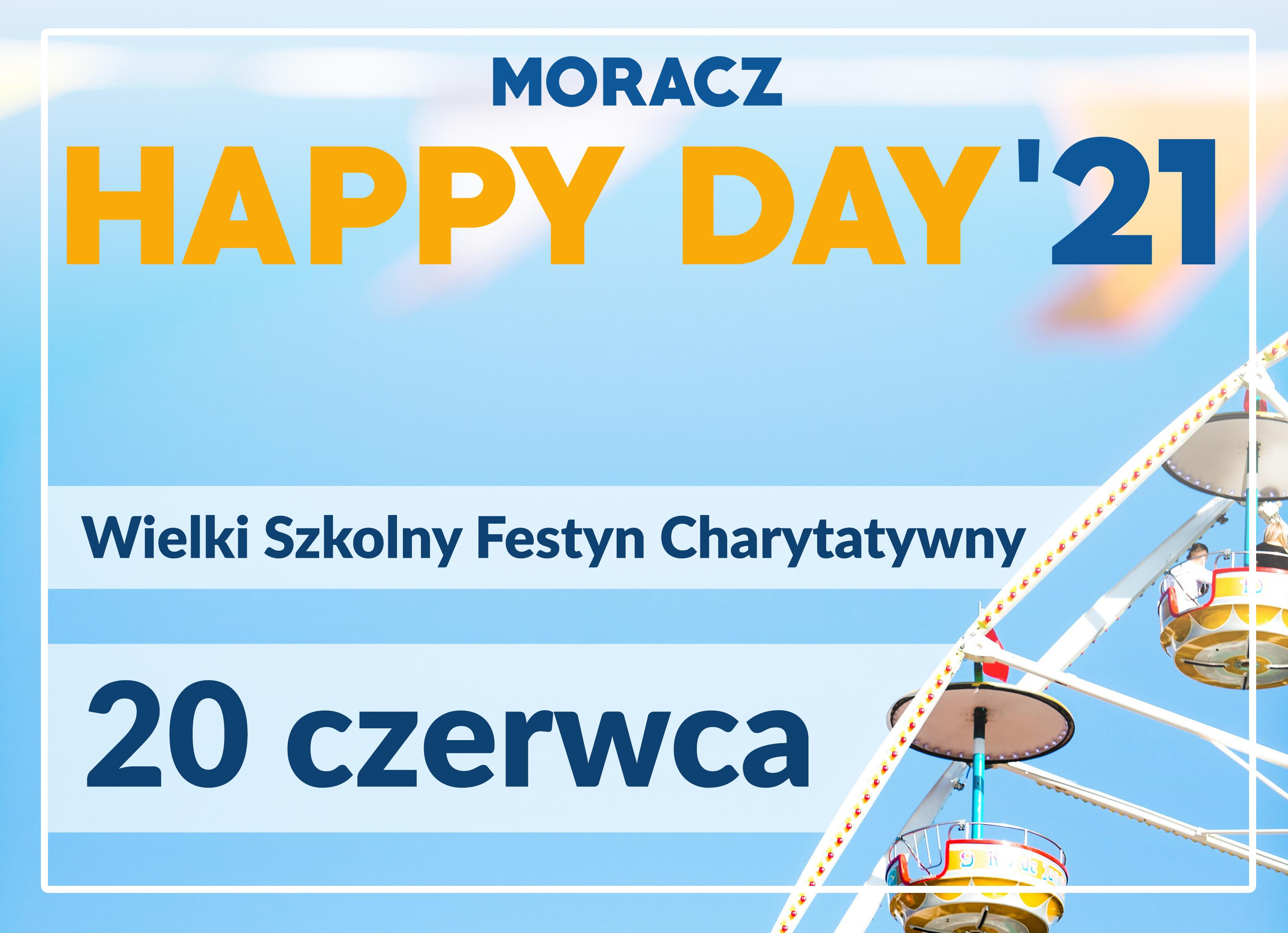 Moracz HAPPY DAY 2021